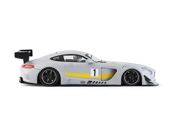 NSR-0097 Mercedes AMG-GT #1 Test Car (Grey)