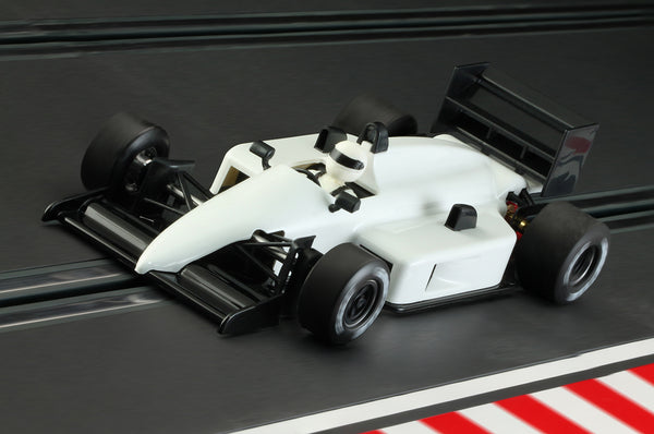 NSR-0118 Formula 86/89 Test Car (White)