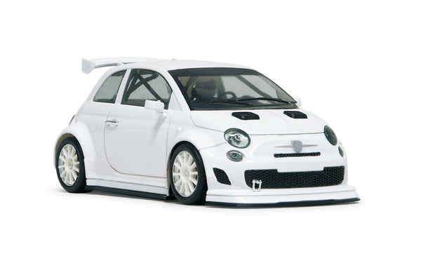 NSR-1051 Fiat Abarth 500 White Kit