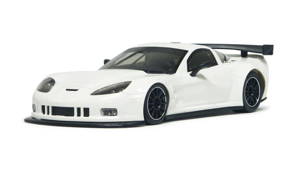 NSR-1071 Corvette C6R White Kit