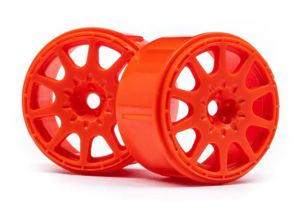 HPI #113088/#113089 - Method Rallycross Wheels for Micro RS4 (4x)