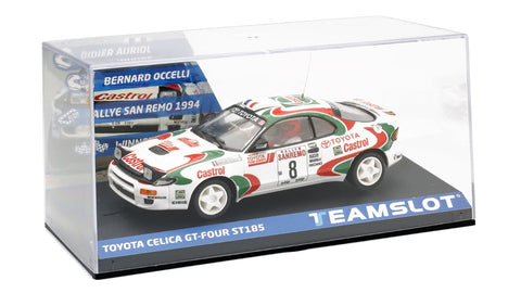 TeamSlot 11709 - Toyota Celica GT-Four ST185 #8 San Remo Rally
