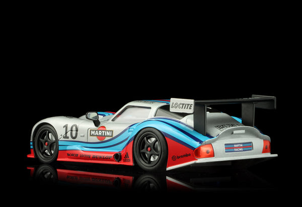 RevoSlot RS0075  - Marcos LM600 GT2 #10 Martini Racing Silver