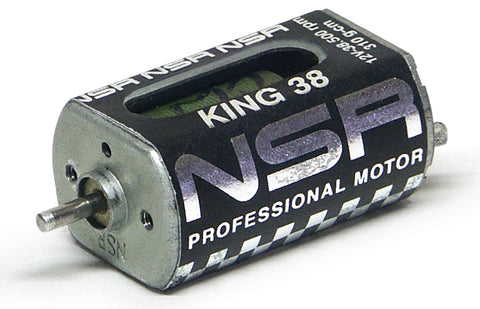 NSR-3015N King 38k Motor (38,500rpm, 310g*cm @ 12V) for Ninco Anglewinder