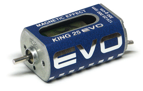 NSR-3026 King 25k EVO Motor (25,000rpm, 350g/cm @ 12V long-can)