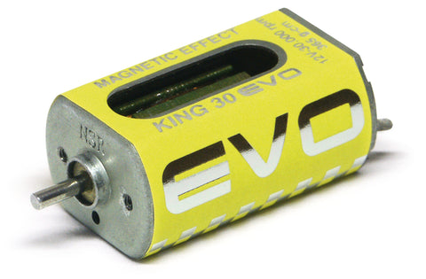 NSR-3027 King 30k EVO Motor (30,000rpm, 365g*cm @ 12V long-can)