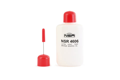 NSR-4606 Oil for oilites (high temp) 30ml