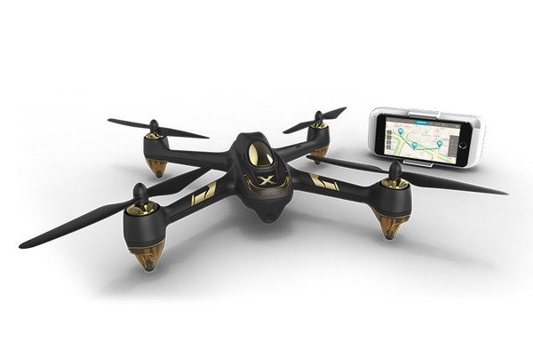 Hubsan H501A - FPV Waypoint GPS Quadcopter