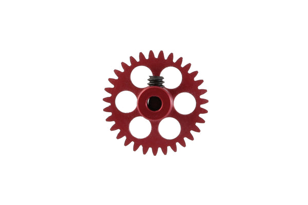 "NSR-6528/29/30/31/32/33/34 - Crown, Aluminium, Anglewinder 15°, 3/32"", 28-34 teeth Ø16.8mm"