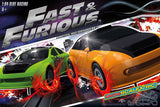 Scalextric G1092 - Micro Scalextric Fast & Furious Race Set