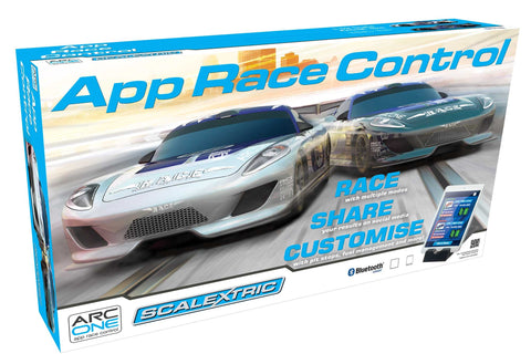 Scalextric C1329 - App Race Control Analogue Race Set