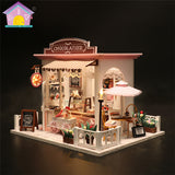 C007Z - Chocolatier (w/acrylic dust cover, tool set, musical box)