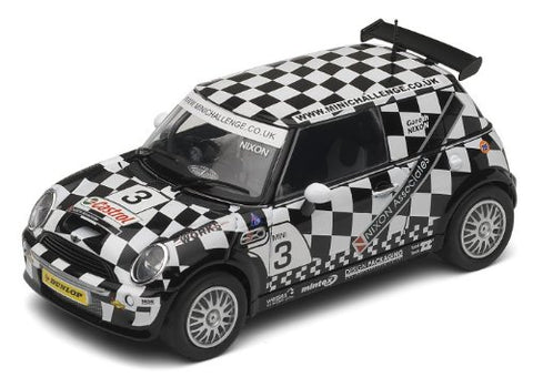 Scalextric C2911 - Mini Cooper #3 Nixon Associates