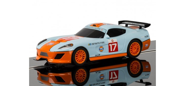 Scalextric C3840 - Team GT Lightning Gulf
