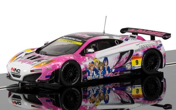 Scalextric C3849 - Mclaren 12C GT3 #9 Pacific Racing Team Autobacs Super GT Series 2015