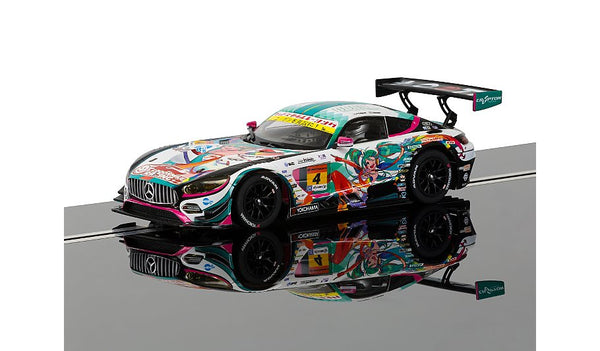 Scalextric C3852 - Mercedes Benz AMG GT3 (Anime)