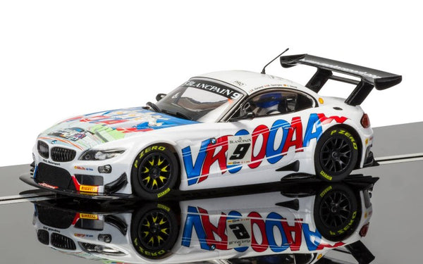 Scalextric C3855 - BMW Z4 GT3 Roal Motorsport SPA 2015