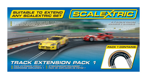 Scalextric C8510 - Track Extension Pack 1