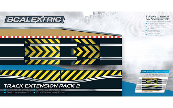 Scalextric C8511 - Track Extension Pack 2