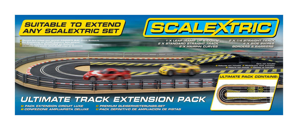 Scalextric C8514 - Ultimate Extension Pack