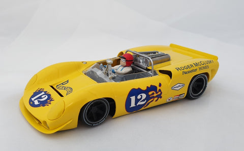 CA00204S/W - Lola T70Can-Am #12 Mosport 1967