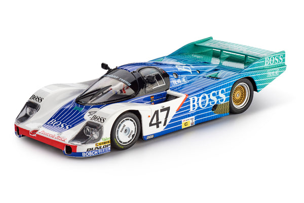 Slot.It CA02I - Porsche 956 LH #47 Boss 24hr LeMans 1984