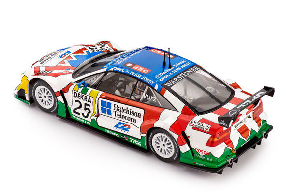 Slot.It CA36D - Opel Calibra #25 Dekra Diepholz ITC 1996