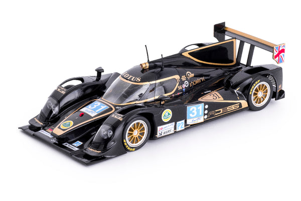 Slot.It CA39A - Lotus Lola B12/80 #31 LeMans 2012