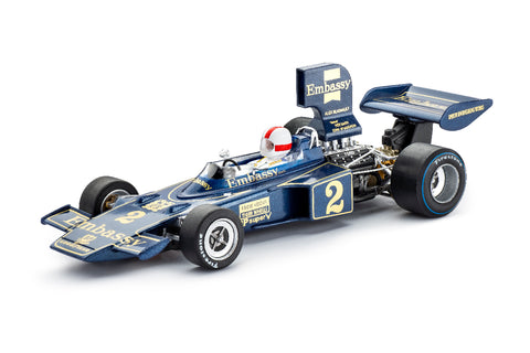 Policar CAR02F - Lotus 72 #2 Embassy South Africa Championship 1975