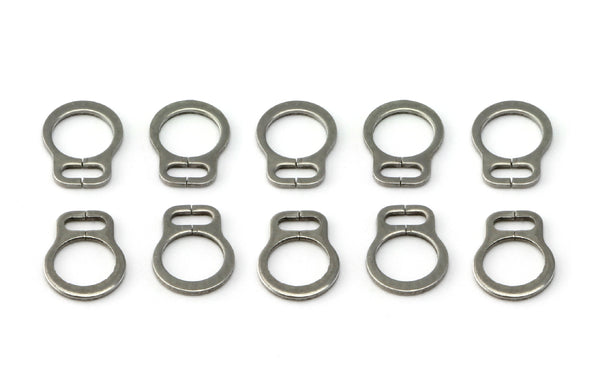 Slot.It CH97 - Snap Rings for Slot.It 4WD Front Wheels (10x)