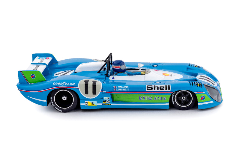 Slot.It CW21 - Matra Simca MS670B