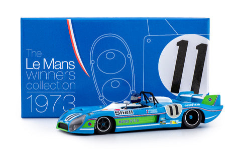 Slot.It CW21 - Matra Simca MS670B #11 (Winner LeMans 1973) Ltd. Ed.