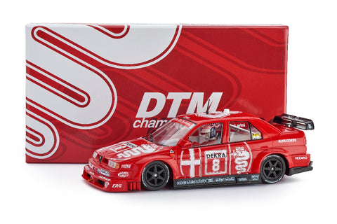 Slot.It CW22 - Alfa Romeo 155 V6Ti #8 DTM 1993 Ltd. Ed.