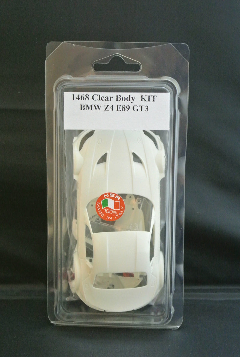 NSR-1468 BMW Z4 E89 Body Kit (White)