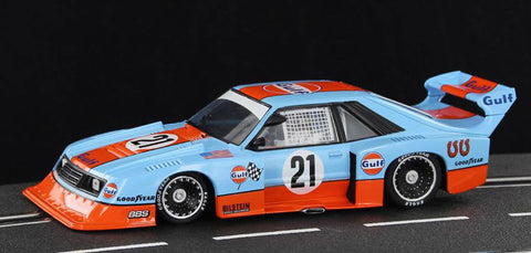 Sideways HC05 - Ford Mustang Turbo #21 Gulf Ltd. Ed.