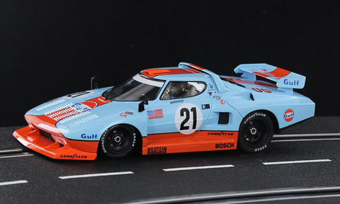 Sideways HC07A - Lancia Stratos #21 Gulf Ltd.Ed.