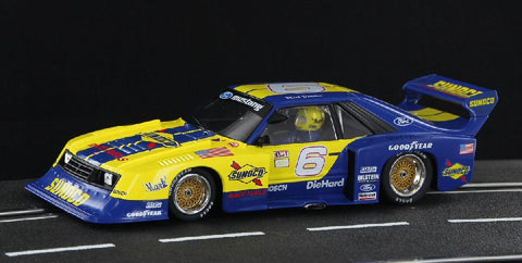Sideways HC08 - Ford Mustang Turbo #6 Sunoco