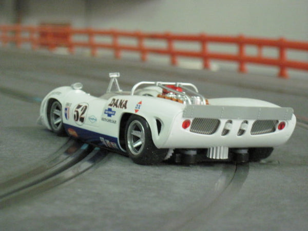 ThunderSlot CA00202S/W - Lola T70 No.52 Laguna Seca Can-Am 1967