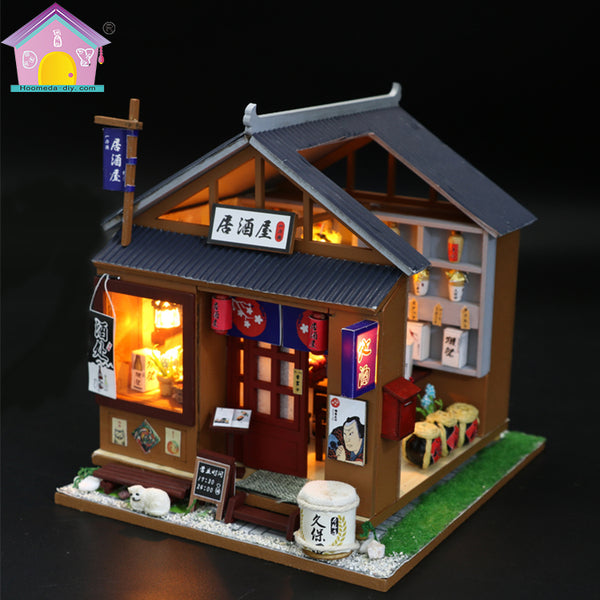 M037Z - One Of The Izakaya (w/acrylic dust cover, tool set, musical box)