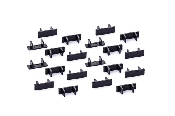 Policar P076-20 - Intersection Locking Clips (20x)
