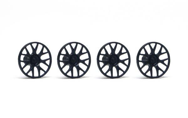 Slot.It PA60 - Porsche 911/Lola-Style Wheel Inserts (4x)
