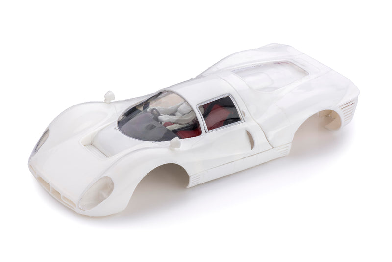 Policar PCS06b - Ferrari 330 P4 White Body Kit