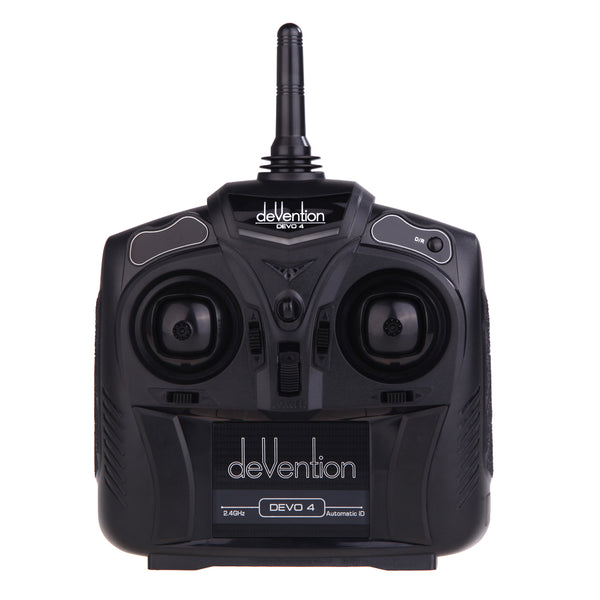 Walkera Devo 4 - 2.4GHz , 4-Channel Radio Transmitter (Mode 4)