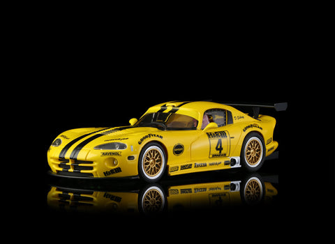 RevoSlot RS0020 - Dodge Viper GTS-R #4 Oreca Yellow/Black