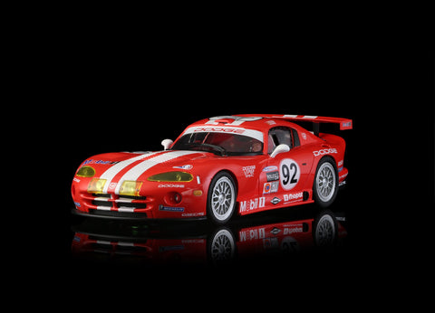 RevoSlot RS0022 - Dodge Viper GTS-R #92 Team Oreca Mobil 1 Red