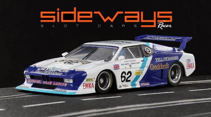 Sideways SW27 - BMW M1