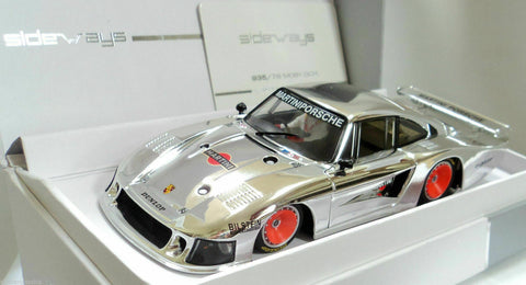 Sideways SWLE02 - Porsche 935/78 Chrome Limited Edition