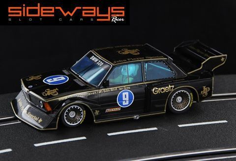 Sideways SWLE06 - BMW 320 #9 JPS Limited Edition