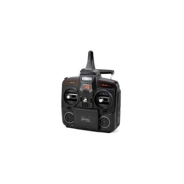 Walkera Devo F4 - 2.4GHz , 4-Channel Radio Transmitter with FPV LCD (Mode 4)