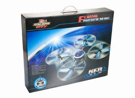 Walkera UFO 5 - RTR Quadcopter